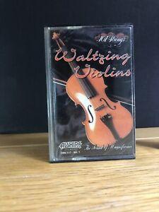 Waltzing-Violins-Cassette-Tape