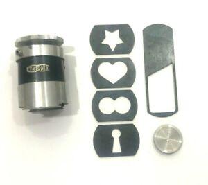 Meopta-Shaped-Mask-Frame-Holder-Negative-Carrier-Vintage-Set-of-5