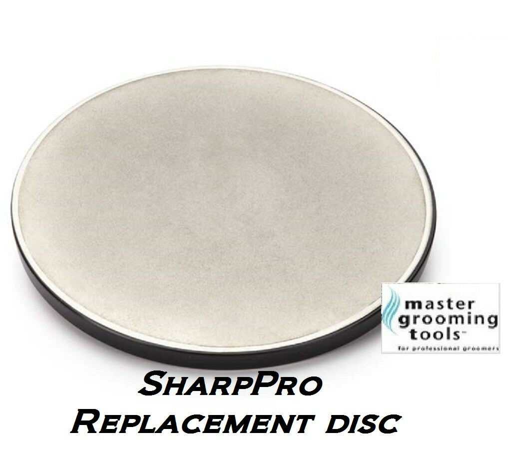 REPLACEMENT DISC for Master Grooming LARGE Dimensione PRO SharpPro XL BLADE SHARPENER