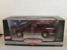 Ertl American Muscle 1:18 1997 Ford F150 XLT Diecast Metal Pickup