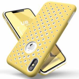 Pour-iPhone-Xs-Max-CASE-2018-supcase-Unicorn-Beetle-Sport-Chaleur-Dissipation-cover