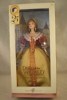 Mattel Barbie Doll Princess Of Holland Dolls Of World G8055 2005 (517)