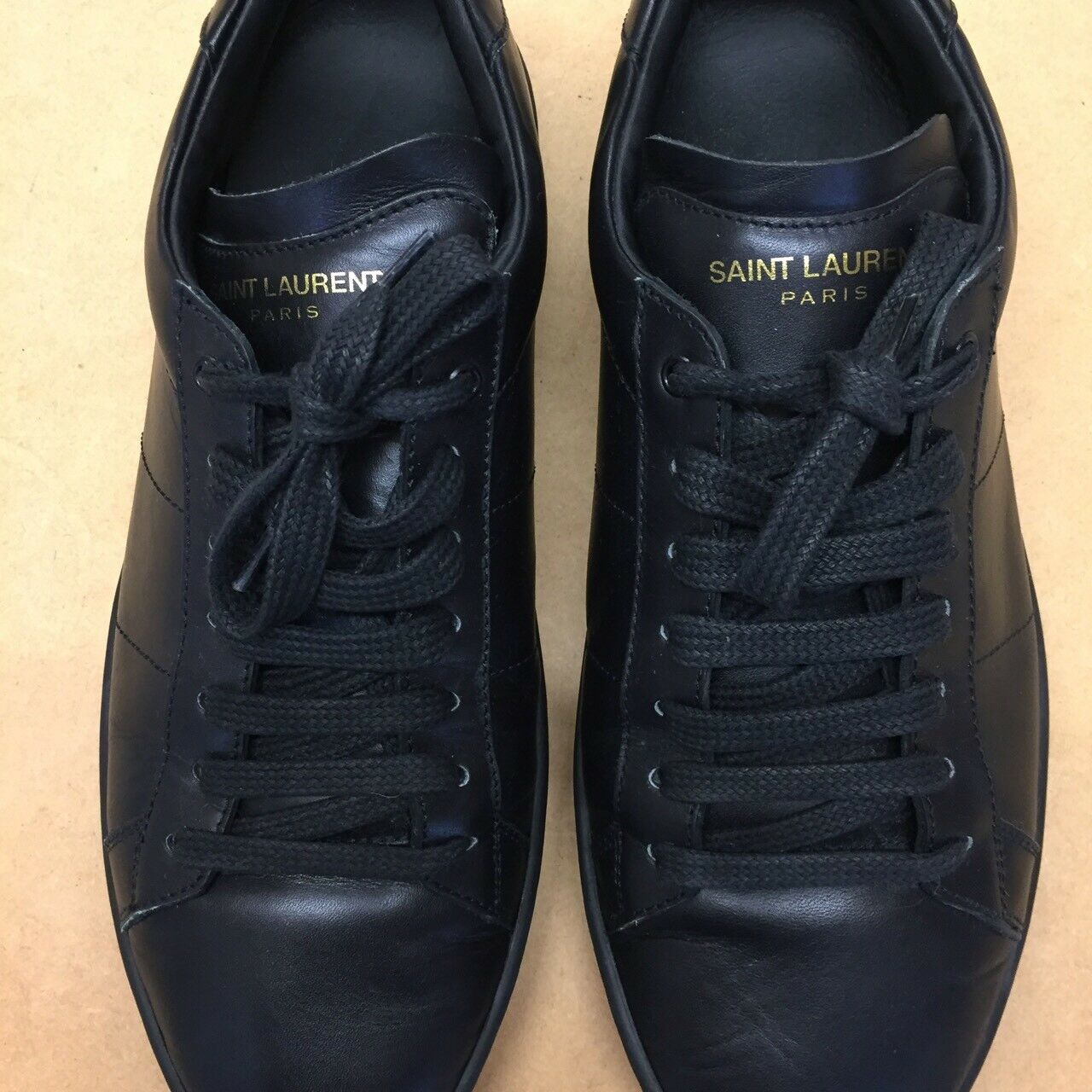 Mens YSL casual trainners shoes