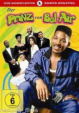 DER PRINZ VON BEL-AIR, Staffel 1 (Will Smith) 5 DVDs NEU+OVP