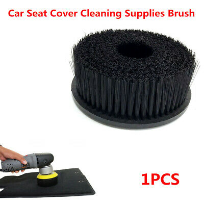 Car Cleaning Supplies Cleaning Tools Seat Covers Brush to Attach to Polishers