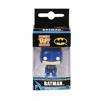 Funko Pocket Pop Keychain: Dc Comics - Batman Action Figure Collectible Toy 4483 on sale