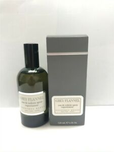 Grey Flannel by Geoffrey Beene 4.0 oz/120ml Eau de Toilette Spray Men, As Imaged