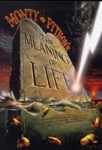 Monty-Python-039-s-the-Meaning-of-Life-New-DVD-Ac-3-Dolby-Digital-Dolby-Digita