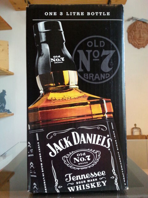 Whisky Jack Daniel\'s Magum 3 litri | eBay