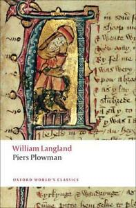 Piers-Plowman-A-New-Translation-of-the-B-text-Oxford-World-039-s-Classics-by-Will