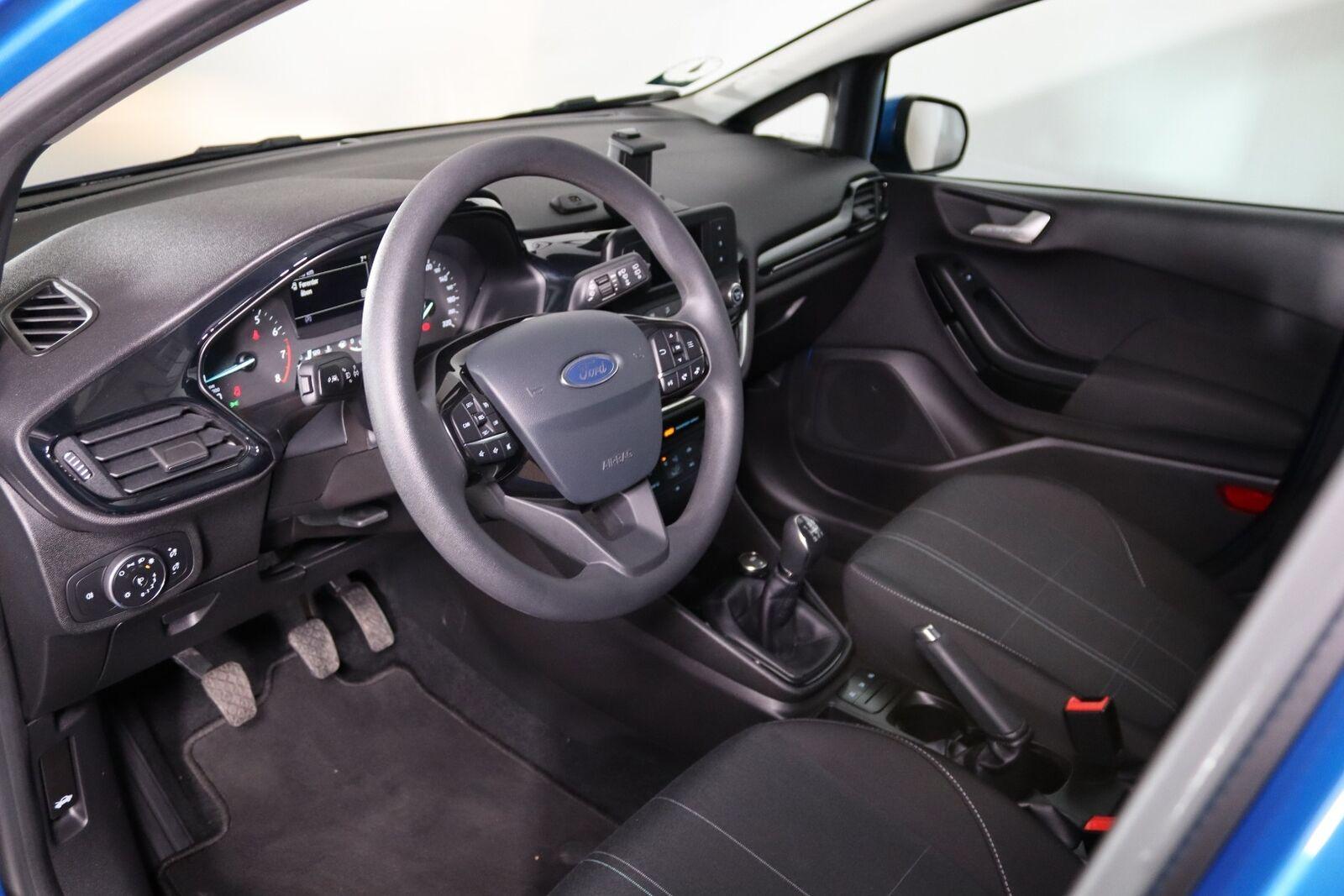Ford Fiesta 1,1 Trend - billede 3