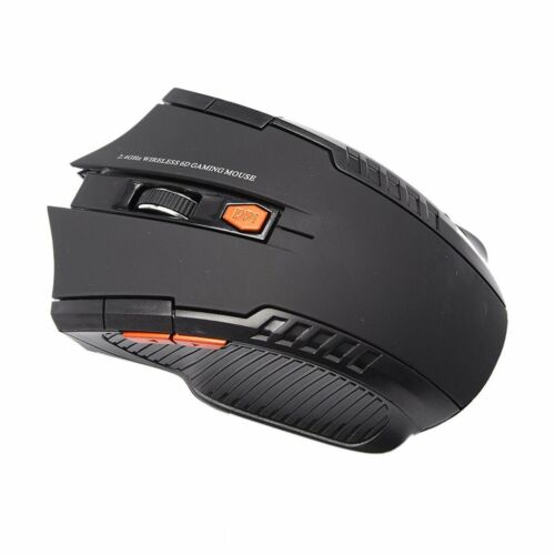 2.4Ghz Wireless Gaming Mouse Cordless Mice With Receiver For PC Laptop Computer