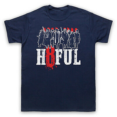 HATEFUL UNOFFICIAL EIGHT WESTERN H8FUL TARANTINO T-SHIRT ADULTS & KIDS SIZE COLS