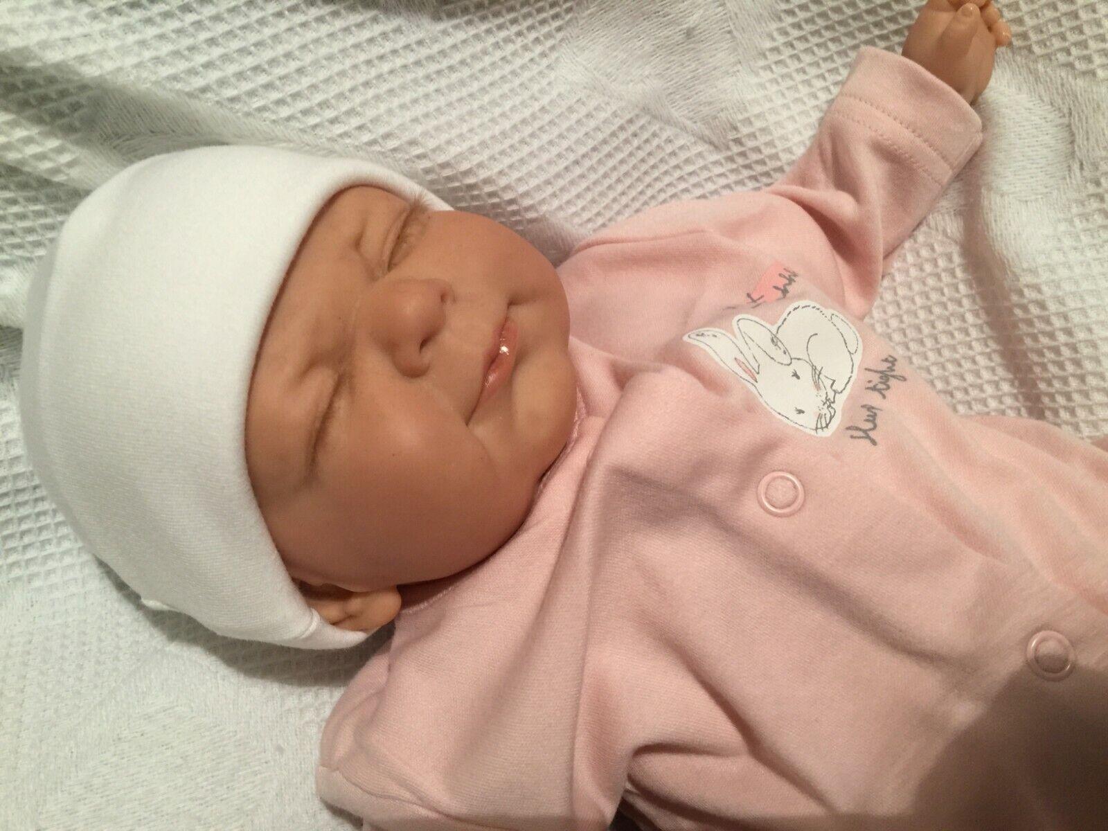 Cheeky Girl Reborn Handmade Realistic Doll Fake Baby Lifelike UK Seller   GNS