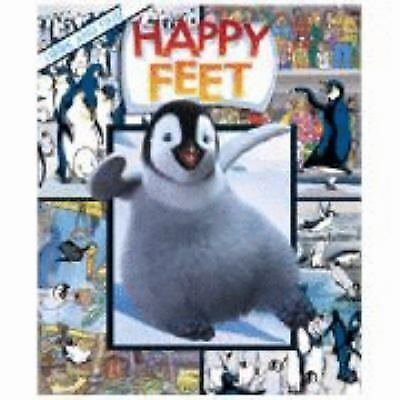 Look and Find Happy Feet by Mawhinney, Art