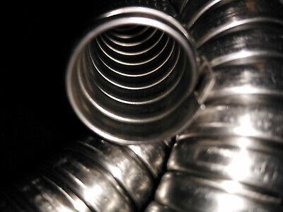 Boa c150 acero inoxidable protección manguera wickelschlauch 16,5//20,1mm METERWARE ge alstom