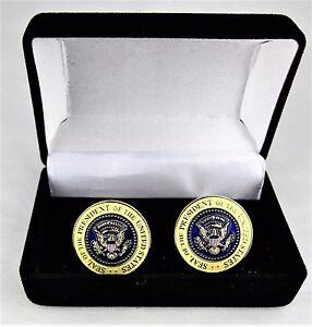 Donald-Trump-Presidential-Cufflinks-45th-POTUS-Presidential-Cuff-Links