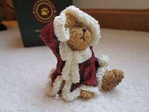 Boyds Bear Lil Nick... Frohe Feiertage #228456, 1E NIB