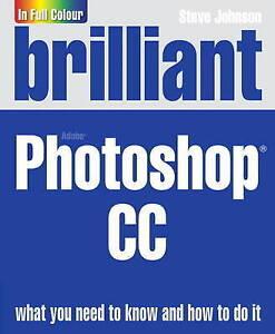Brilliant-Adobe-Photoshop-CC-Johnson-Mr-Steve-Used-Good-Book