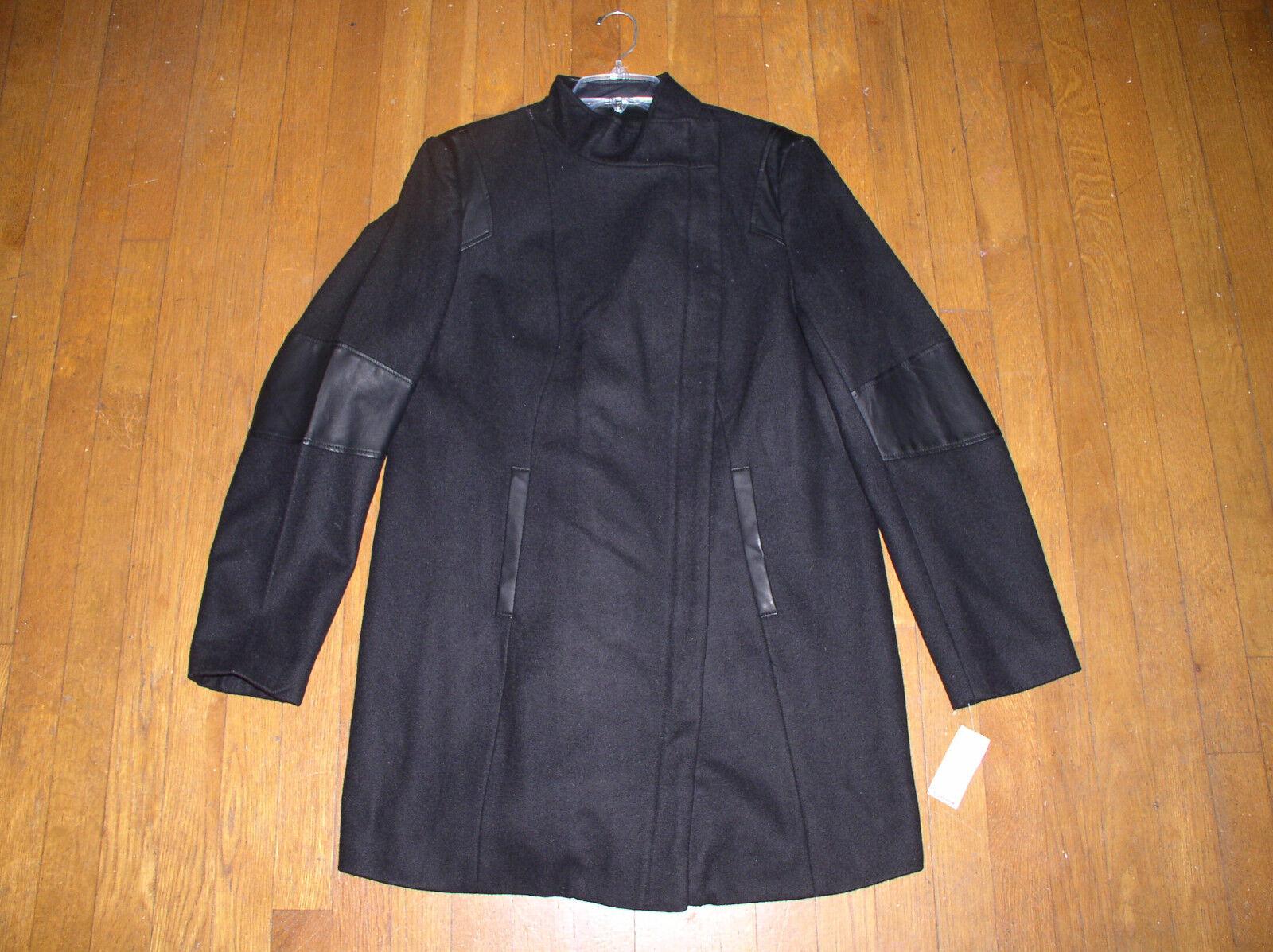 Dana buchman women coat, size L,