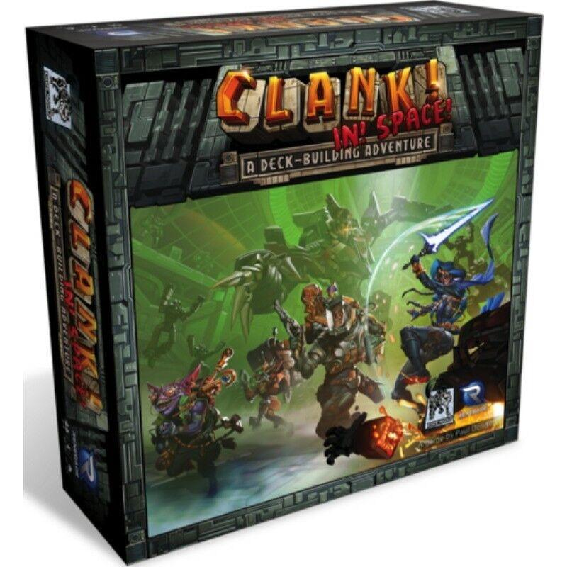 Clank in uno spazio    GIOCO da Tavolo-Nuovo