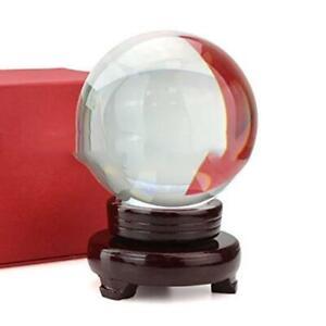 Super-Wood-Display-Stand-Base-Holder-For-Crystal-Ball-De-Sphere-Globe-Stone-Q3V1