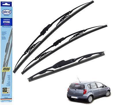 MITSUBISHI COLT 2004-2013 standard windscreen WIPER BLADES 26/'/'11/'/'