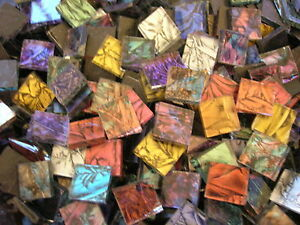Van-Gogh-Grab-Bag-Mixed-Glass-Mosaic-Tiles-100-1-2-034-BUY-3-GET-1-FREE-FREE-SHIP
