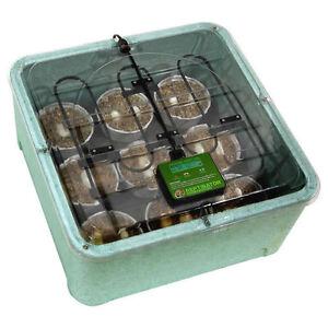 Zoo Med Reptibator Reptile Herp Egg Incubator Ebay