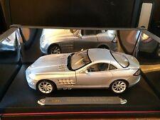 Maisto Premier Edition 36653 1/18 Scale Mercedes-Benz SLR McLaren - Boxed
