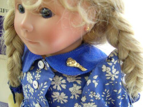Steiff Puppe Babinchen mit Teddy limitierte Edition Steiff