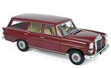 Norev 183732  Mercedes-Benz 200 T E Class S123 1978-1986 English Red Rot 1:18