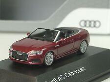 Audi A5 Cabriolet 1:87 Matadorrot
