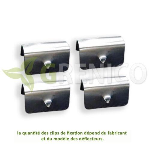 NISSAN PATROL GR Y61 3//5-portes 1997-2010 Deflecteurs de vent 2-pcs HEKO Bulles