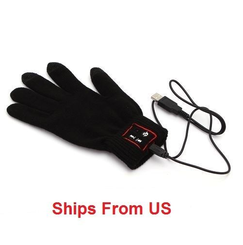 Bluetooth Touch Screen Gloves Hi Call Mic Headset for iPhone Smart Phones BTGL