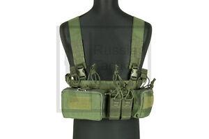 MBC Russian D3CR-H Heavy Tactical Chest Rig (Ranger Green)