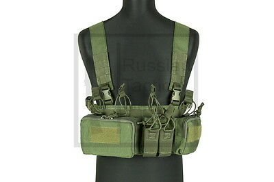 +Universal Pouch MBC Russian D3CR-H Heavy Tactical Chest Rig Digital Flora