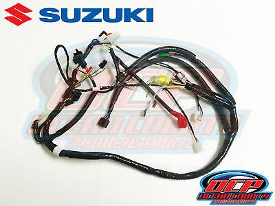 91 - 92 BRAND NEW GENUINE SUZUKI GSXR 1100 GSX-R 1100 GSXR750 OEM WIRING  HARNESS   eBayeBay