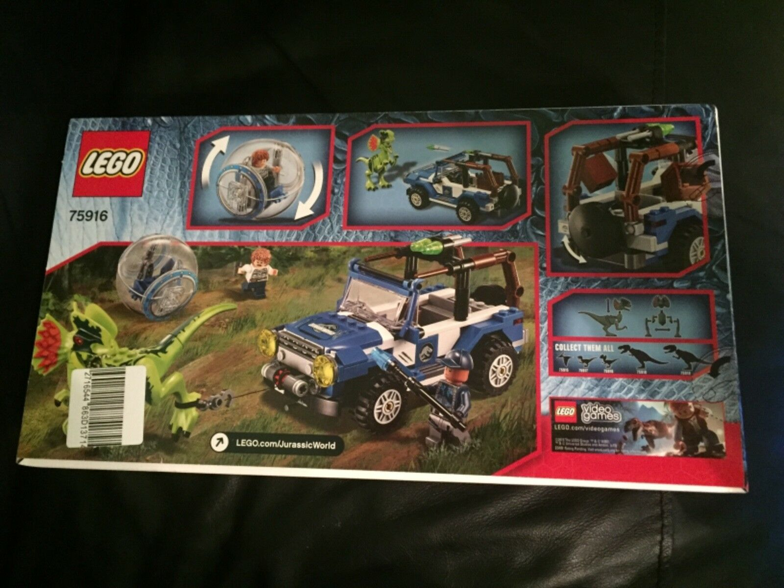 Lego Jurassic World 75916
