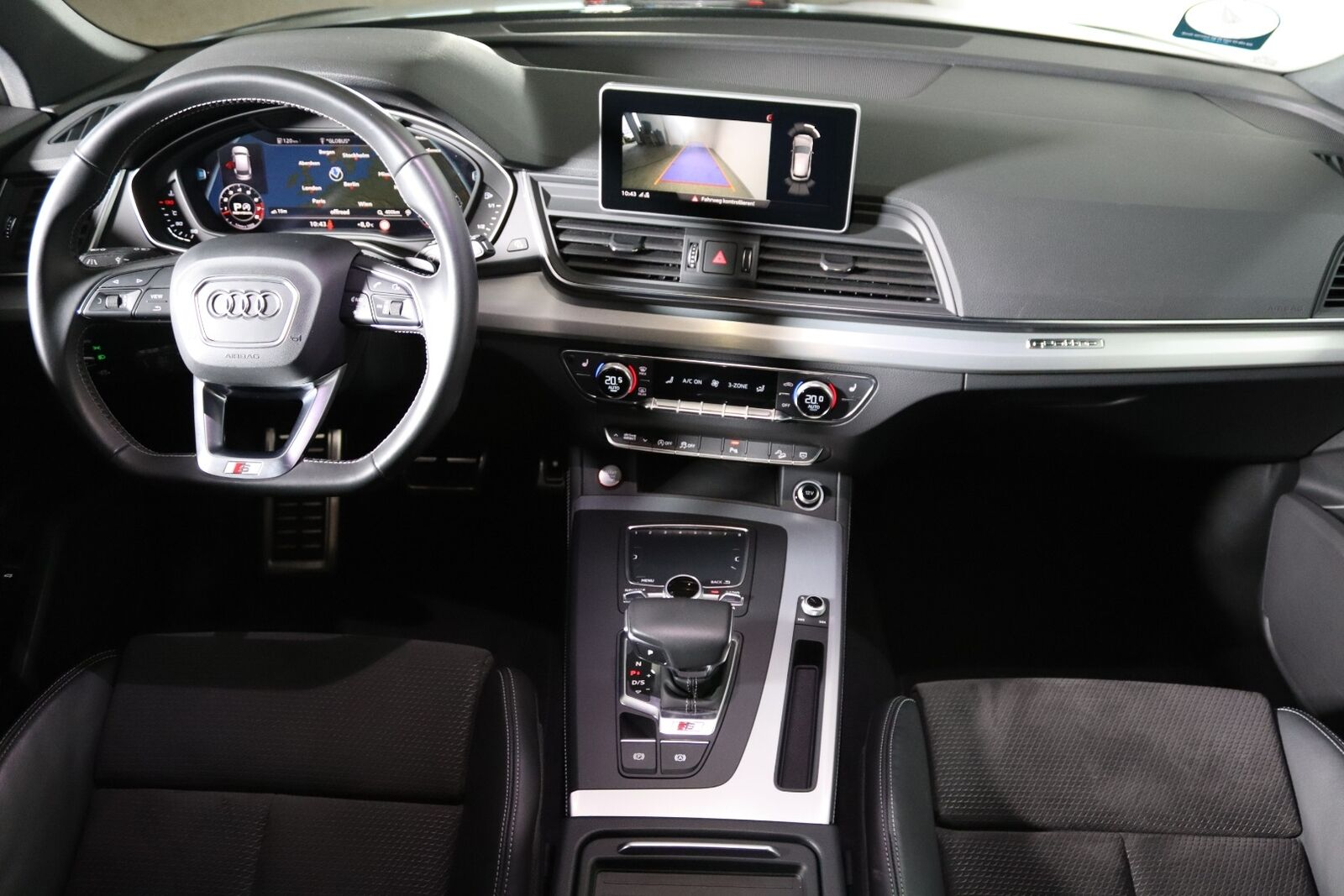 Audi SQ5 3,0 TFSi quattro Tiptr. - billede 12