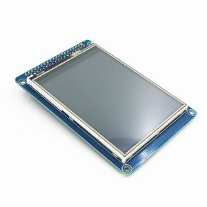 Neu-3-2-034-TFT-LCD-Module-Display-Touch-Panel-SD-Card-240x320-fuer-Arduino