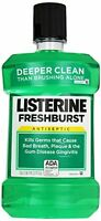 Listerine Freshburst Antiseptic Mouthwash 1.5 Liter on sale