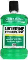 Listerine Freshburst Antiseptic Mouthwash 1.5 Liter on sale