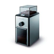 Delonghi KG 89 Silber Kaffeemühle Mahlwerk-System einstellbarer Mahlgrad 110 W