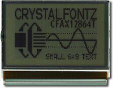 Thin 128x64 Spi Graphic Lcd Crystal Fontz Fstn Transreflective Cfax12864t Nfh