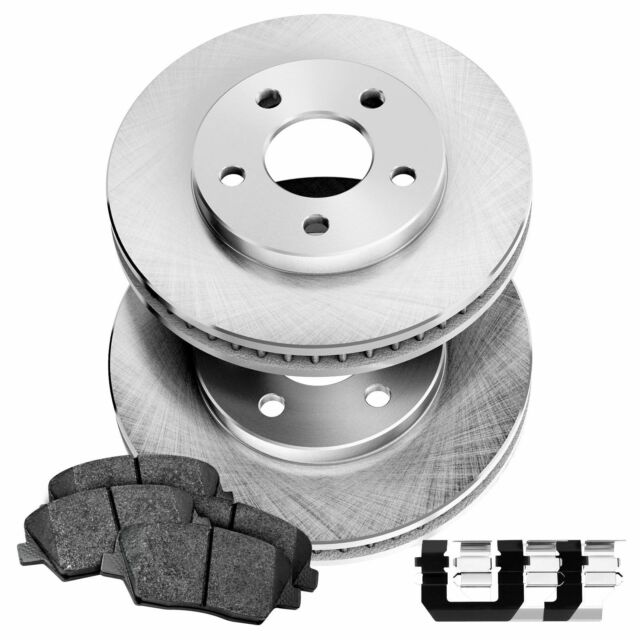 Fit 1999-2003 Acura TL Rear PowerSport Blank Brake Rotors