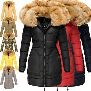 heiß-verkaufender Fachmann erster Blick kinder Details zu Marikoo Knuddelmaus Damen Winter Jacke Stepp Parka Mantel  Winterjacke gefüttert