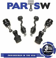 6 Pc Suspension Kit For Jeep Grand Cherokee 1996-1998 4.0l Engine Models