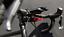 3350mAh 600Lumens 31.8mm Ø 22.2mm Knog Front Bike Light PWR ROAD