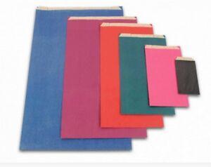 Pochette-cadeau-papier-kraft-sachet-sac-a-soufflet-emballage-Pochettes-cadeaux